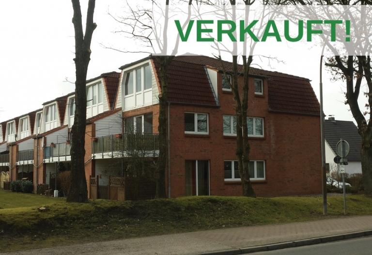Kapitalanlage-Eigentumswohnung im Erdgeschoss, ideal für Singles!